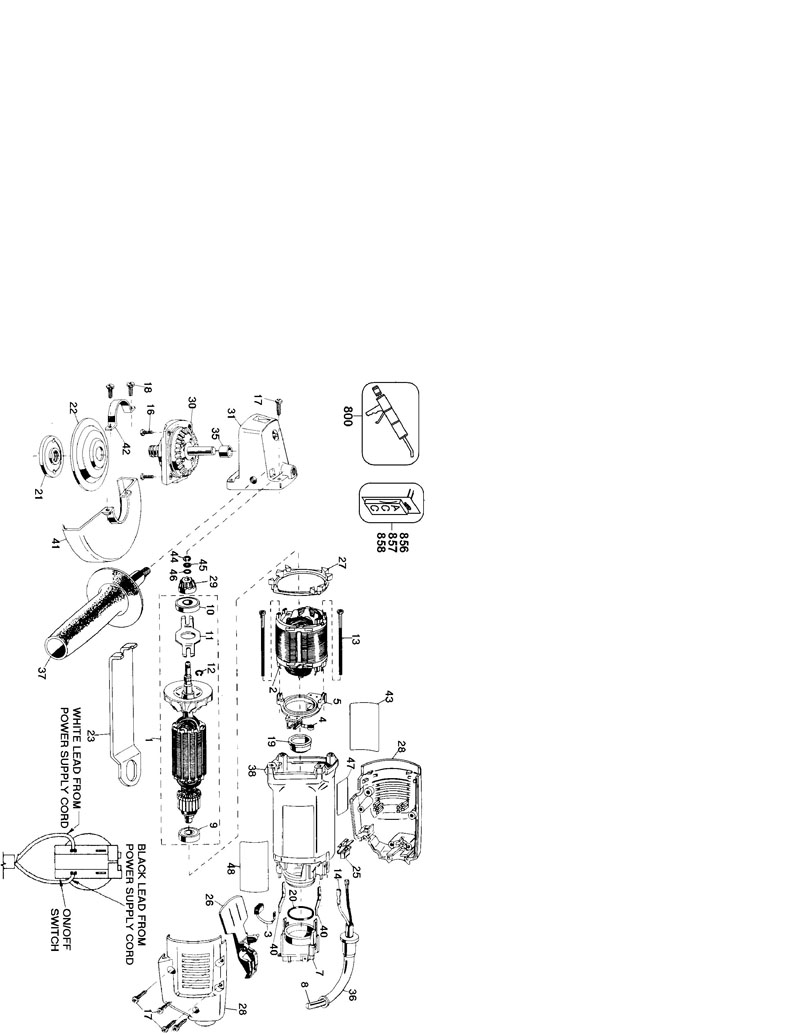 Parts for DW402 TYPE 1 | Powerhouse Distributing on