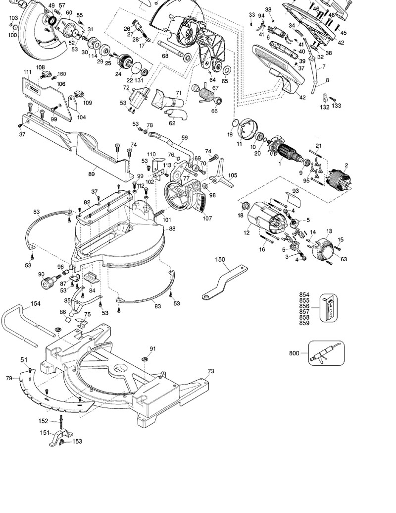 Parts For Dw705 Type 5 Powerhouse Distributing
