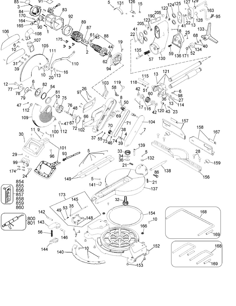 DW708 TYPE 3 parts for dw708 type 3 powerhouse distributing dw708 wiring diagram at bayanpartner.co