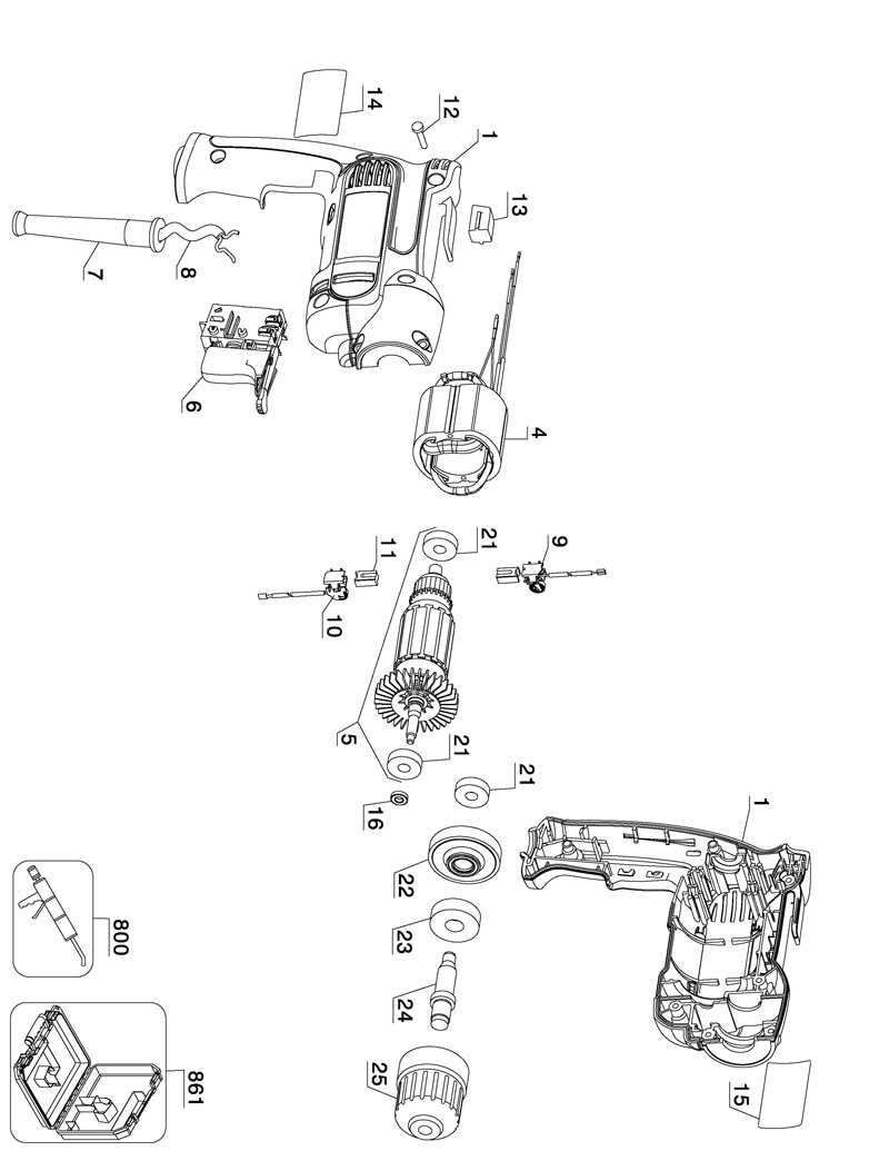 DWD110 TYPE 1 parts for dwd110 type 1 powerhouse distributing Chevy Starter Wiring Diagram at reclaimingppi.co