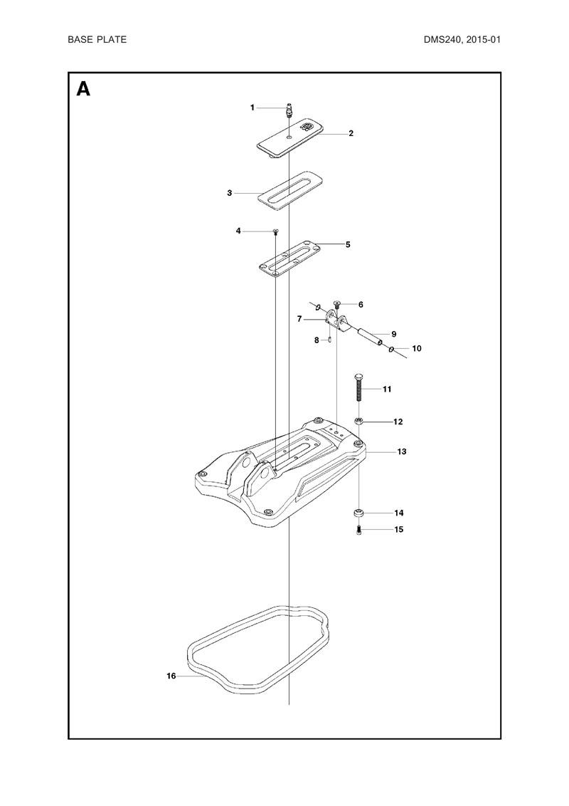 Husqvarna Parts Schematic Wiring Diagram