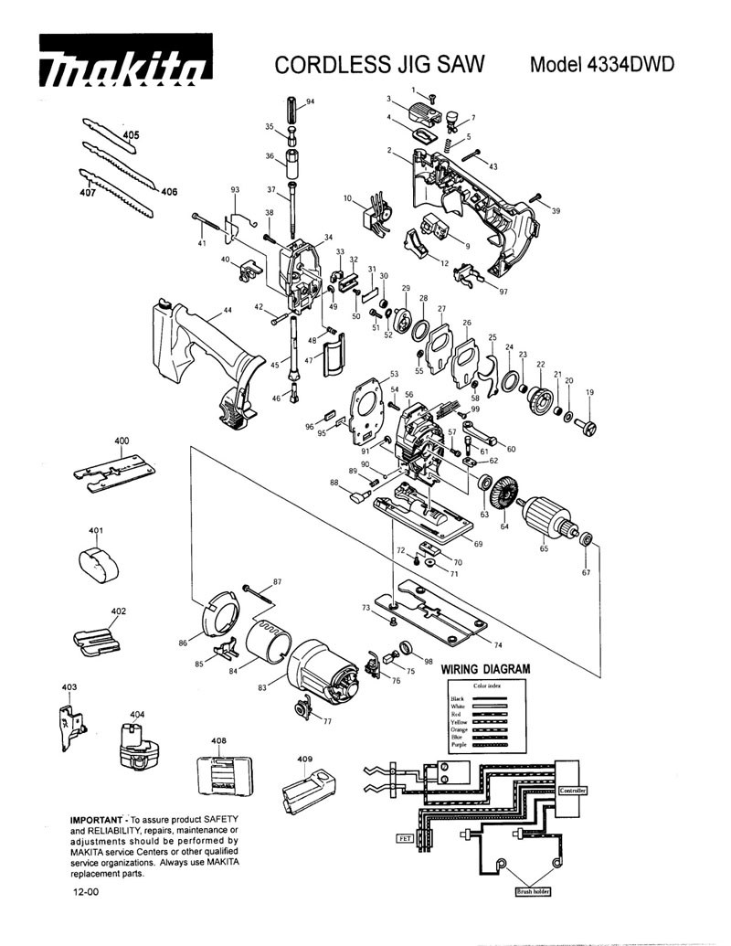 Parts for 4334D | Powerhouse Distributing on drill bit diagram, milwaukee drill diagram, power drill diagram, drill chuck diagram, hilti drill diagram, black and decker drill diagram, bosch drill diagram, drill press diagram, ingersoll rand drill diagram, pillar drill diagram, hammer drill diagram,