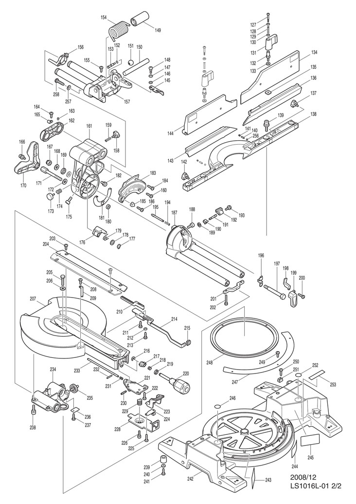 Parts For Ls1016lx5