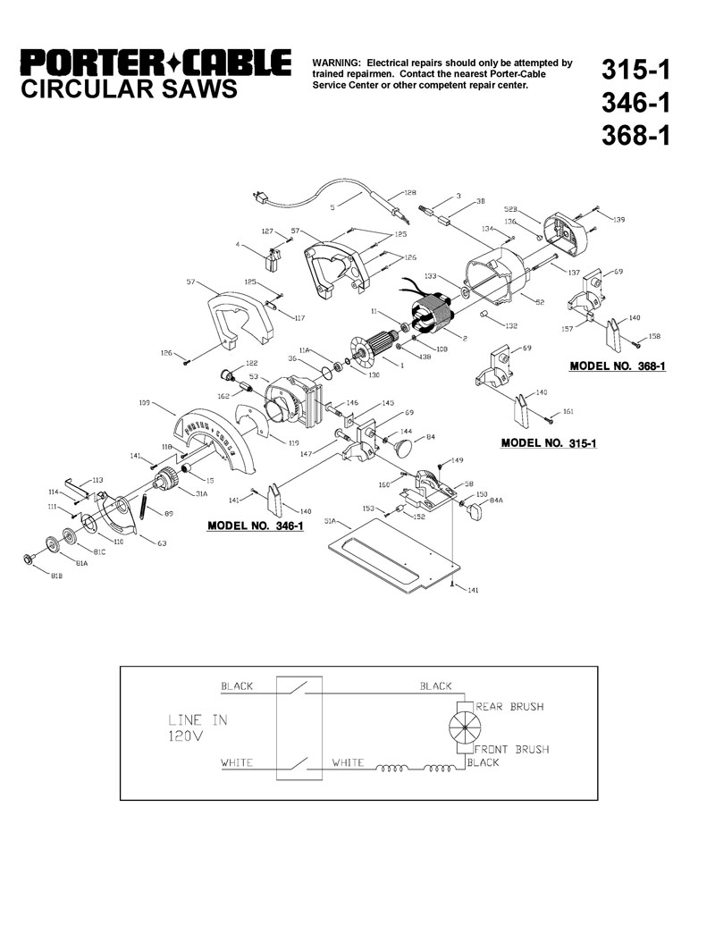 Parts For 368 1 Type 2 Powerhouse Distributing
