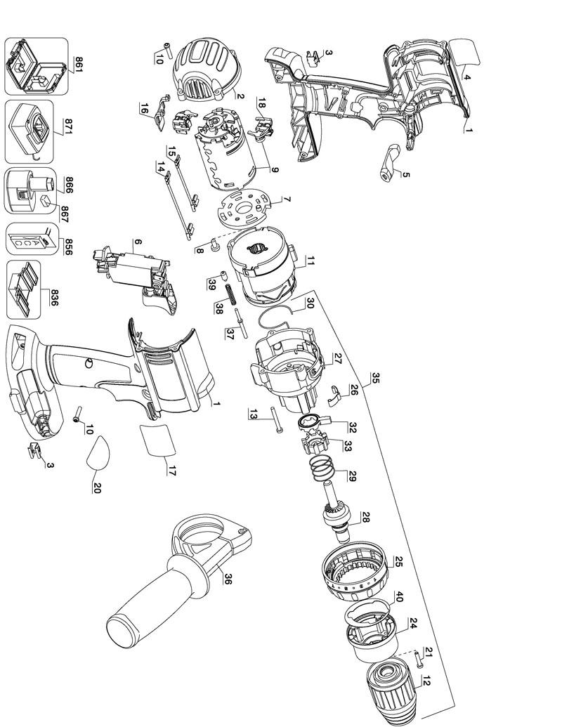 Cnc Tools Diagrams